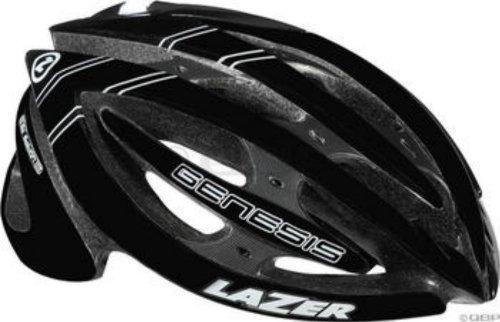 Lazer Genesis RD Helmet: Black; 2XS/MD (50-57cm)