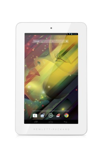 HP 7 Plus 7-Inch 8GB Tablet (White) Reviews