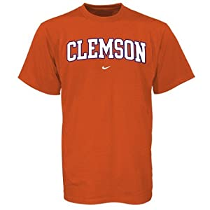Nike Clemson Tigers Orange College Classic T-shirt by Nike