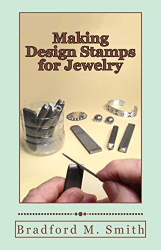 making-design-stamps-for-jewelry-english-edition