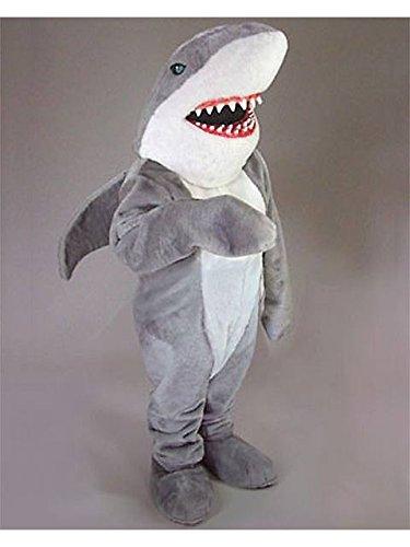 Adult Shark Mascot Costume (Mascot Costume Shark compare prices)