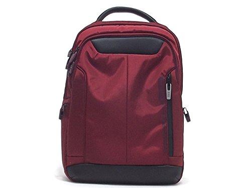 Roncato borsa uomo, Overline 413853, zaino porta pc due comparti in nylon poliestere, colore rosso