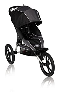 Baby Jogger F.I.T. Single Jogging Stroller, Slate Black by BaJogger