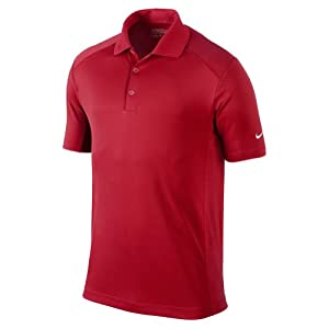 Nike Golf Men's Victory Polo UNIVERSITY RED/WHITE S