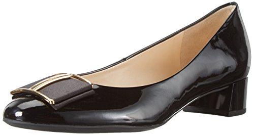 Högl2- 10 3084 - Scarpe con Tacco Donna , Nero (Schwarz (0100)), 44 eu