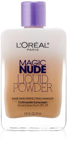 loreal-paris-magic-nude-liquid-powder-bare-skin-perfecting-makeup-spf-18-natural-buff-091-ounces