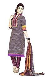 Sagi Women's Cotton Silk Unstitched Dress Material (SDDM-11_Multi_Free Size)