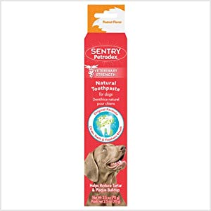 Natural Toothpaste - 2-1/2 oz.for dogs