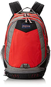 Jansport Boost Daypack - High Risk Red