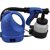 Pro 650W Electric Automatic Paint Spraying / Sprayer / Spray Gun Even Painting System Kit