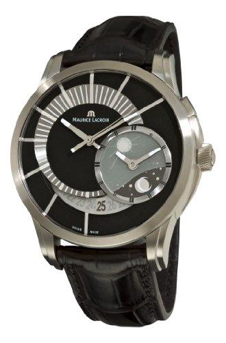 Relojes Hombre MAURICE LACROIX M. LACROIX PONTOS GMT DECETRIQUE PT6108-TT031-391