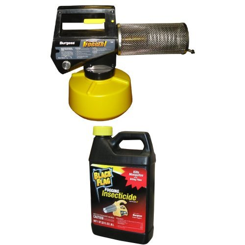 Insect Fogger with Insecticide Bundle (Propane Fogger Insect compare prices)