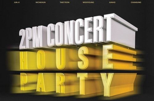 2PM 2015 2PM CONCERT HOUSE PARTY IN SEOUL DVD ( 2DVDs+限定ミニフォト冊子/リージョンコード ALL /日本語字幕 )( 韓国盤 )( 初回限定特典8点 )(韓メディアSHOP限定)