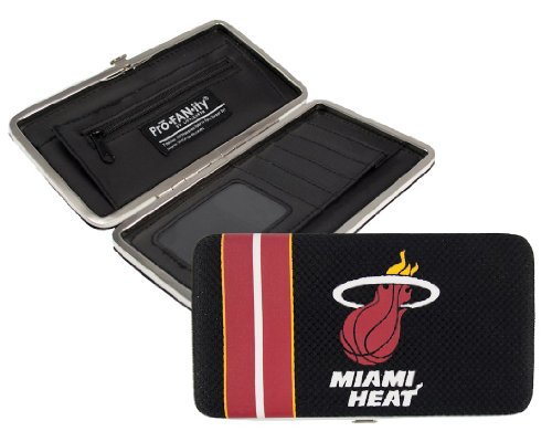NBA Miami Heat Shell Mesh Wallet (Miami Heat Wallet compare prices)