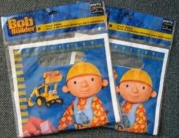 Bob the Builder Treat Sacks - 1