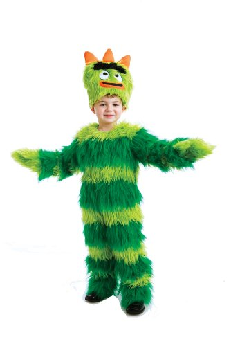 Paper Magic Group Yo Gabba Gabba Deluxe Brobee Toddler Costume