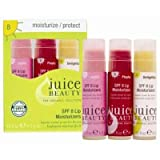 Juice Beauty Lip Trio: spf 15 tinted lip moisturizers