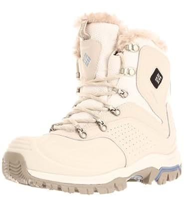Columbia Women's Silcox 8 Electric Snow Boot, Winter White