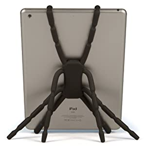 Breffo Spiderpodium Tablet Stand - Black