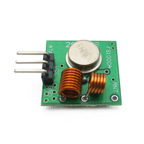 GUWANJI 315M emission module 315MHZ wireless transmission module super regeneration (Beatbox Module compare prices)