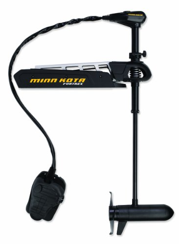 "Minnkota Fortrex 80 Bowmount Trolling Motor (80Lbs Thrus, 52"" Shaft)"