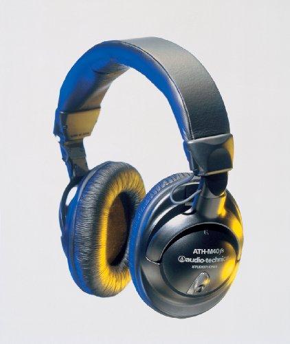 Audio-Technica ATHM40FS Precision Studio Headphones