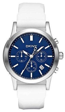 DKNY blanco para hombre reloj cronógrafo NY1476 (reloj) reloj con