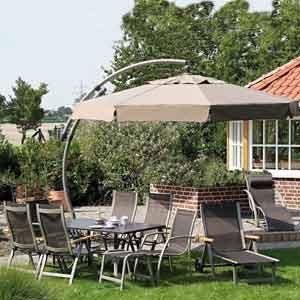 sun garden gartentisch york 668307 spe preisvergleich. Black Bedroom Furniture Sets. Home Design Ideas