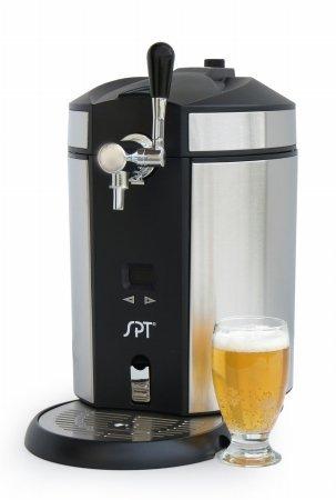SPT BD-0538 Mini Kegerator & Dispenser, Stainless Steel (Keg Refrigerator compare prices)