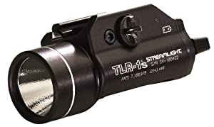 Streamlight 69210 TLR-1s LED Rail Mounted Flashlight with Strobe Function and Rail... by Streamlight