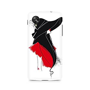 Mobicture Girl Abstract Premium Designer Mobile Back Case Cover For LG Nexus 5 back cover,LG Nexus 5 back cover 3d,LG Nexus 5 back cover printed,LG Nexus 5 back case,LG Nexus 5 back case cover,LG Nexus 5 cover,LG Nexus 5 covers and cases