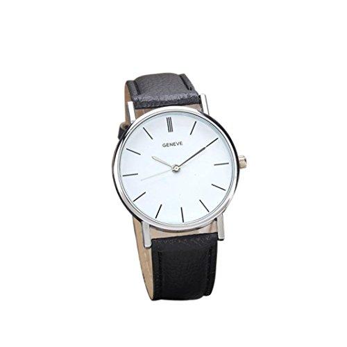 familizo-unisex-retro-design-leather-band-analog-alloy-quartz-wrist-watch-black