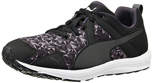Puma Evader XT Graphic Wn's, Scarpe fitness donna, Nero (Schwarz (black-periscope 03)), 37