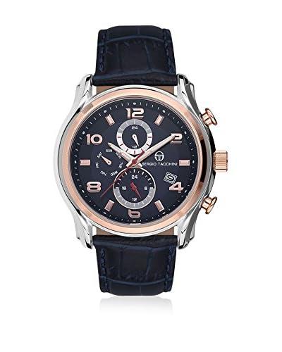Sergio Tacchini Reloj de cuarzo Man Azul Marino 51 mm