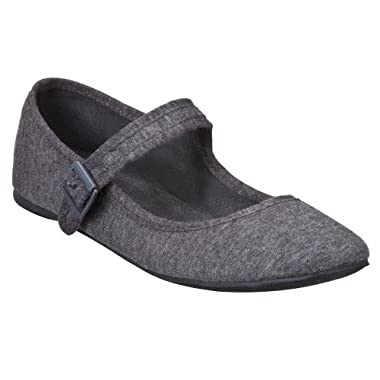 Product Image Women's Mossimo Supply Co. Osaka Jersey Knit Mary Jane Shoes - Grey