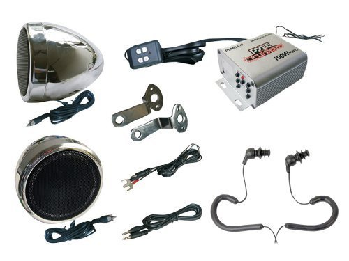 Complete Pyle Weatherproof Mp3/ipod Speaker Kit 