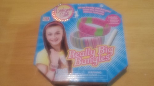 Designer Girl Really Big Bangles - 1