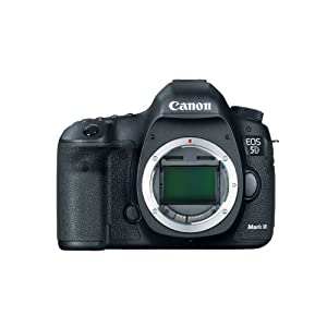 7. Canon EOS 5D Mark III 22.3 MP Full Frame CMOS with 1080p Full-HD Video Mode Digital SLR Camera (Body) Price: $3,499