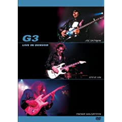 G3 - Live in Denver (2003) [DVD] [Import]