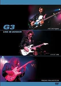 G3 - Live in Denver (2003) [DVD] [Import]