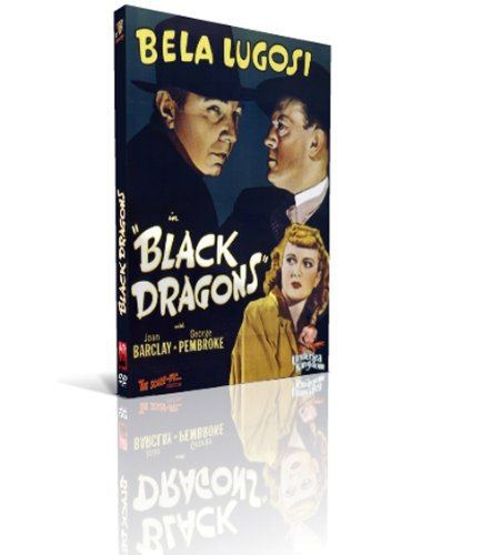 Black Dragons - The Scare-Ific Collection 01
