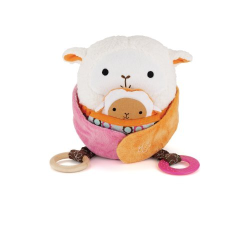 Skip Hop Hug And Hide Activity Toy, Lamb Color: Lamb Toy, Kids, Play, Children front-731575