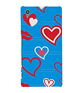 Ebby Premium Printed Mobile Back Case Cover With Full protection For Sony Xperia Z5 Premium / Sony Xperia Z5 Plus (Designer Case)