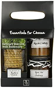 Butler's Grove Essentials for Cheese Gift Basket