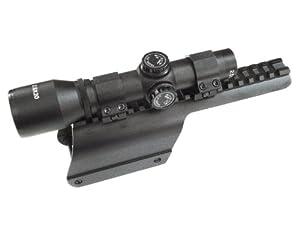 Amazon.com : Benelli Nova 12ga. Shotgun Scope and Mount Combo : Rifle