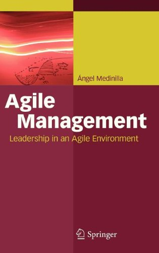 Agile Management de Angel Medinilla (de Amazon)