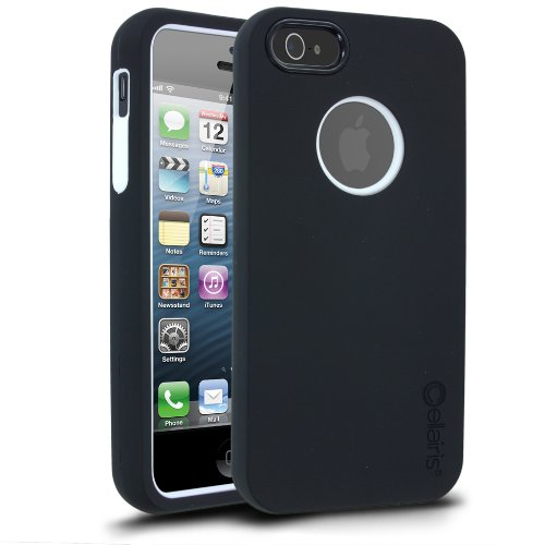 Special Sale Cellairis Rapture Full Moon Cases for Apple iPhone 5 - Black / White