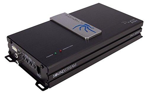 Soundstream Pn1.650D 650W Class D Monoblock Picasso Series Nano Subwoofer Amplifier Pn1650D