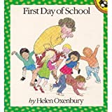 First Day of School (Out-and-About) (0140549773) by Oxenbury, Helen