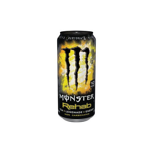 Monster Rehab Lemonade 15.5 oz. (458 mL)